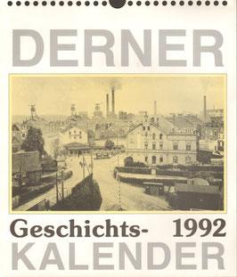 Derner Geschichtskalender 1992