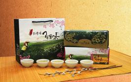 羽唐阿里山-清香烏龍四季茶包禮盒 (20包入)