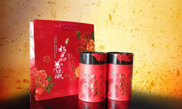 大紅台灣味-阿里山茶提袋組/150gx2 入 (半斤)