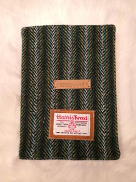 Notizbuch Harris Tweed (Forest)