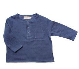 Shirt Lenz (blue)