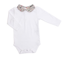 Body Isa (white) in Gr. 12-18M
