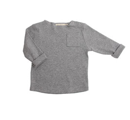 Shirt Frido (grey mel.)