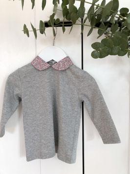 Shirt Florina (grey mel)