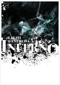 Poster ,Inferno #01'