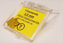 Heating filament (6 pcs)