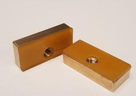 Glass clamp blocks (1 pair)