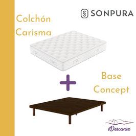 Carisma + Base Concept