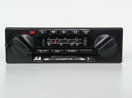 Becker Europa 594 stereo mit Cassettenlaufwerk