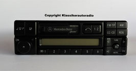 Becker BE 2210 spezial Stereo mit Cassettenlaufwerk für Mercedes Benz ab ca. Baujahr ca. 1984 - 1997. Art.nr.: 10046
