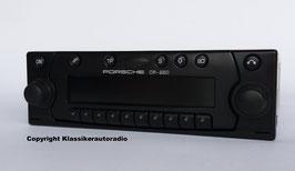 Original Porsche CR 220 Stereo mit Cassettenlaufwerk für Porsche 911 der 90er Jahre. Art.nr.: 10388