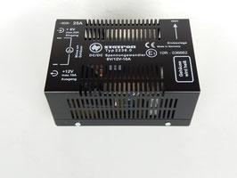 Spannungswandler 6V auf 12V für Oldtimer. Art.-Nr.: 40021