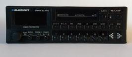 Original Blaupunkt Symphony RDS Stereo mit Cassettenlaufwerk als Universalmodell für alle Fahrzeuge mit DIN 1 Schacht, Art.nr.: 17188