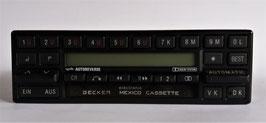 Becker Mexico Cassette electronic 753 für Mercedes Benz der 80er Jahre, W 107, W124, W126, W201.