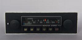 Blaupunkt Münster Stereo für Young- und Oldtimer Fahrzeuge der 70er/ 80er Jahre, Art.nr.: 12098