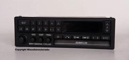Becker BMW Bavaria C exlusiv Stereo mit Cassettenlaufwerk für BMW Fahrzeuge 80er Jahre, 4 Lautsprecheranschlüsse, Art.nr.: 10091