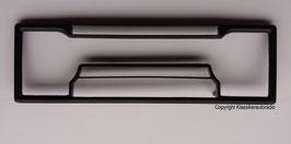 Original Rahmen schwarz für Becker Mexico Cassette und Becker Monza Cassette. Art.-Nr.: 11022