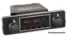 """Für Porsche 911/ 912/ 914. Neu. DAB+. Modell """"Santa Barbara"""" DAB+ Komplett-Set mit allem Zubehör. Zukunftsicher mit DAB+, digitaler Radioempfang."""