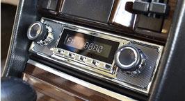 Für Mercedes Benz im Becker Nadelstreifen Design. Neu! DAB+. Modell San Diego DAB+. Komplett-Set mit allem Zubehör. Zukunftsicher mit DAB+, digitaler Radioempfang.