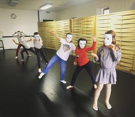 Stage Théâtre Enfant été 2020