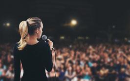 Coaching vocal et/ou Cours de Chant