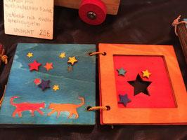 Holzbuch für Kinder