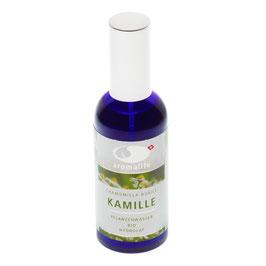 Pflanzenwasser Kamille Bio 100ml