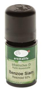 Benzoe Siam Ätherisches Öl BIO 10ml