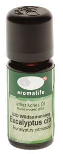 Eukalyptus citridora Ätherisches Öl BIO 10ml