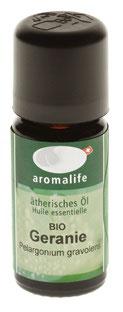 Geranie (Rosengeranie) Ätherisches Öl BIO 10ml