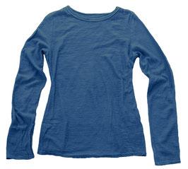 『羊品』    紺:インド藍