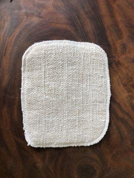 『本気奇麗』:がら紡洗顔布