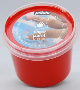 ペベオ 布用 各色ジャー レッド Pebeo textile color 100ml