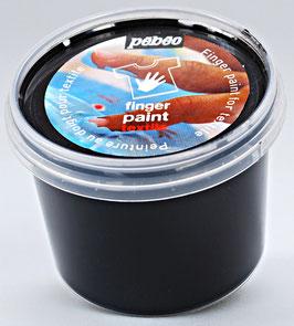 ペベオ 布用 各色ジャー ブラック Pebeo textile color 100ml