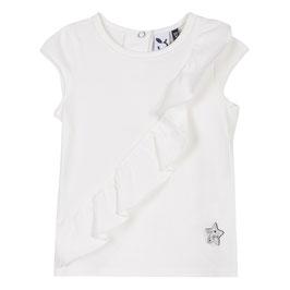 ベビー女児半袖Tシャツ