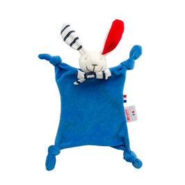 SOLD OUT ! Doudou Noeud Pap' Lapin