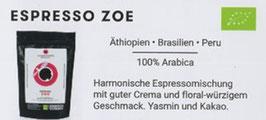 Espresso Zoe