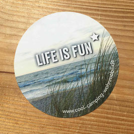 Sticker mit Motivations-Sprüchen