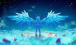 プレイマット 「精霊天使 クレイラッド」
