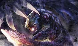 プレイマット 「ドラゴンシリーズ アクシーム」