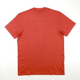 T-Shirt, orangerot