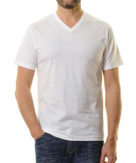 T-Shirt - Doppelpack, weiß