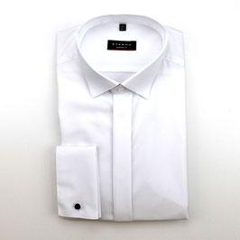 Hemd mit Kläppchenkragen, weiß