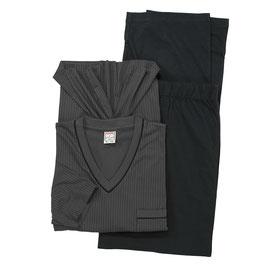 Schlafanzug, anthrazit