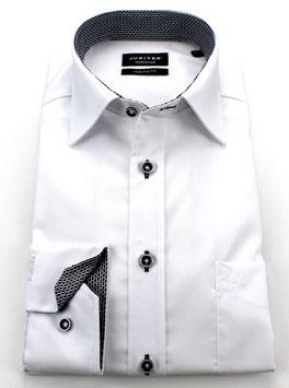 City Hemd, weiß