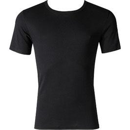 T-Shirt 22451812, schwarz