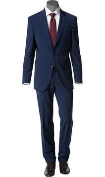 Anzug, blau
