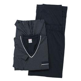 Schlafanzug, marineblau