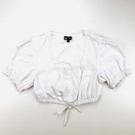 Dirndl-Bluse Bozen 5090, weiß