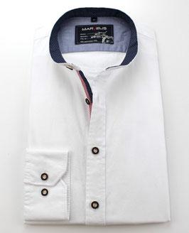 Oktoberfest-Hemd, weiß